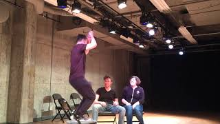 """""""Sherlock Holmes"""" -  301 Views Sketch Comedy at the 2018 LIT Comedy Festival in Washington DC"""