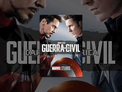 Capitão América. Guerra Civil Dublado