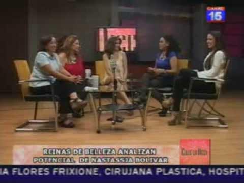 Ellas Lo Dicen, Xiomara Blandino y Cristiana Frixione saludan a Nastassja Bolivar