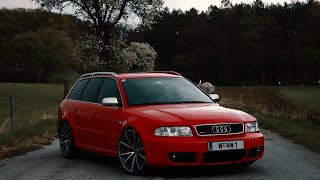 Audi RS4 B5 | the dream car of many