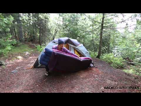 Big Agnes Kills it with the Sleeping System: The Roxy Ann 15 + Insulated Double Z [Review]
