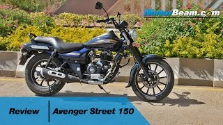 Bajaj Avenger 150 Street Review | MotorBeam