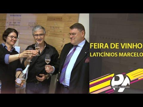 Feira de Vinhos Laticínios Marcelo