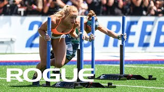 Sprint Couplet - Individual Women Event 4 - 2019 Reebok CrossFit Games