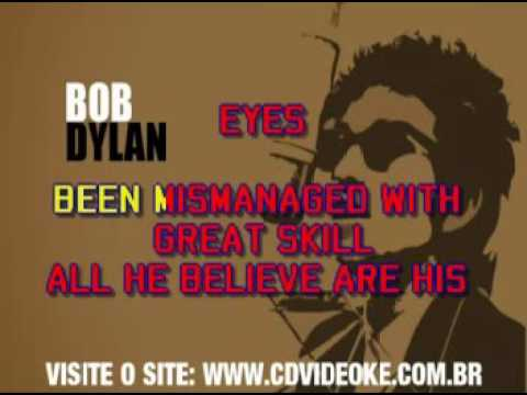 Bob Dylan   License To Kill