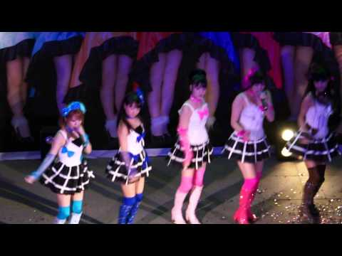 [Fancam] 121017 Morning Musume @ Gateway Ekamai BKK