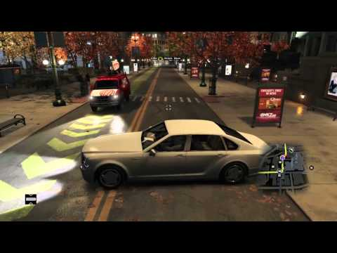 Watch Dogs PS4 HD Broadcasting Gameplay 2015!