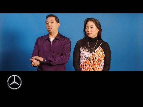 "Carol Lim & Humberto Leon about ""Journey"" | Mercedes-Benz Fashion"