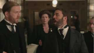 When Selfridges met... The cast of Mr Selfridge