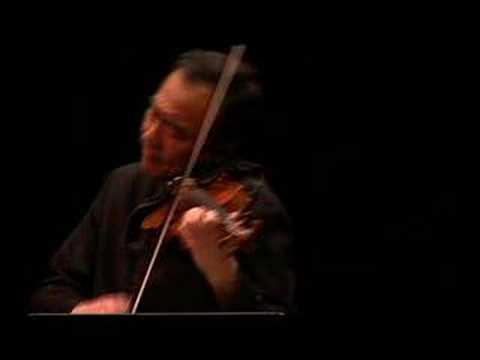 Walton's Sonata in A Minor - La Jolla Music Society's SummerFest 2007