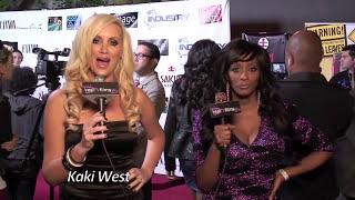 Saaphyri Windsor,The Reality Bash, VH1 Reality, Kaki West