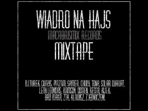 Samer - Wyjebane  (scr 2rek macabris mix rec 2014) Polski Rap Hip Hop