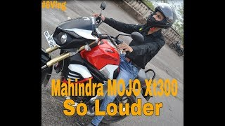 Mahindra Mojo Ownership Review | Is this really worth 2 lac rupees | First Ride Review by sb vlog
