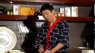 Как приготовить суши и роллы видео обучение