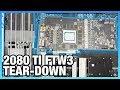 $1350 Video Card Tear-Down: EVGA RTX 2080 Ti FTW3