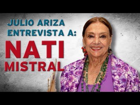 Julio Ariza entrevista a Nati Mistral