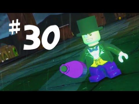 Road To Arkham Knight - Lego Batman 2 Gameplay Walkthrough -  Part 30 - Penguin!