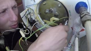 Водонагреватель горенье ремонт своими руками 56