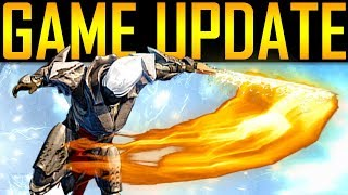 Destiny 2 - BUNGIE RESPONDS! Huge Game Update!