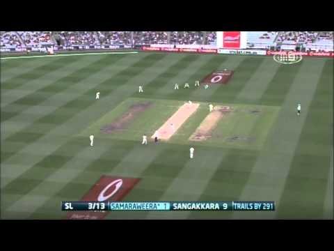 2nd Test v SL - Jackson Bird's Debut
