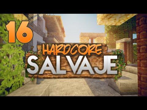 HARDCORE SALVAJE: ALDEANOS SUICIDAS!! | Episodio 16 | MINECRAFT MODS SERIE