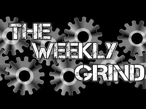 The Weekly Grind Ep.13 #GamerGate Recap