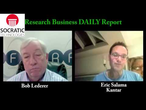 Don't ignore customer social complaints; Eric Salama, Part 2 (RBDR--4/8/2014)