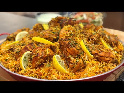 Chicken TIKKA Biryani !!!
