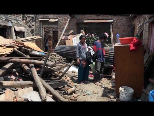 Nepal quake survivor starts online campaign to help family rebuild