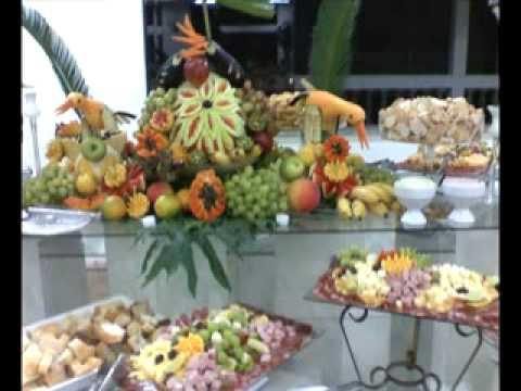 Buffet Frios & Saladas Gerson Queiroz.
