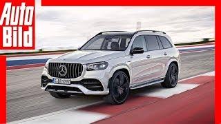 Mercedes-AMG GLS 63 (2019): Neuvorstellung - SUV - Infos
