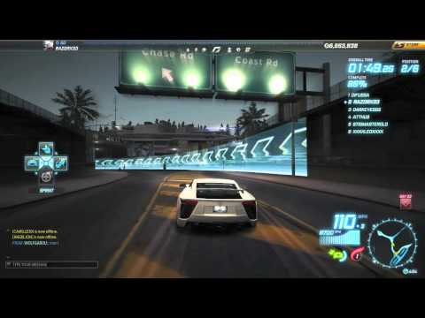 Need For Speed World: Lexus LFA Part 1