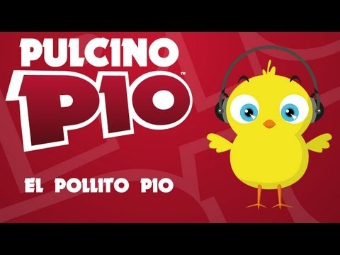 El Pollito Pio, ел полито пио - letra, text, lyrics, текст