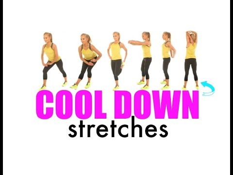 Quick Cool Down Stretch Routine - ideal for after each workout
