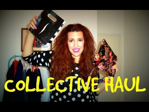 Collective Haul (Sephora. Hondos Center. H&M. Beautytestbox. Romwe. Dresslink. etc)