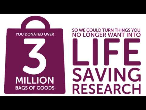 Our year in numbers 2013 - Cancer Research UK