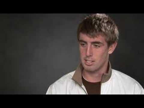 An interview with Johansen High School water polo player Brad Fuller.
