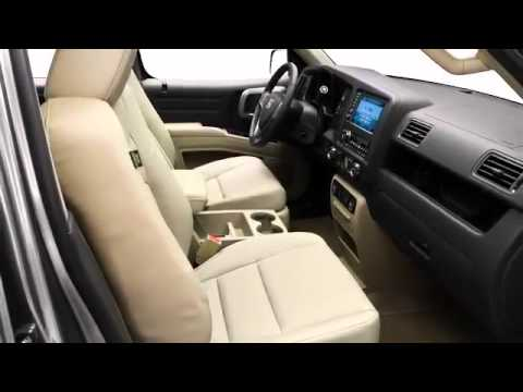2010 Honda Ridgeline Video