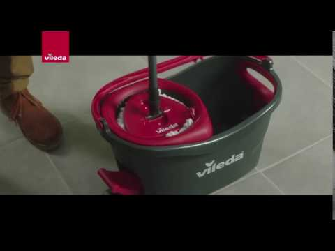 Mop obrotowy Vileda - Easy Wring and Clean Turbo