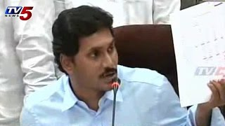 Jagan Satire on Media Reporter : TV5 News