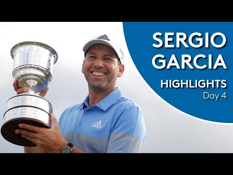 Sergio Garcia Winning Highlights | 2019 KLM Open