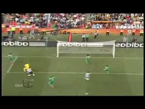 Argentina vs Nigeria (1-0) All Goals and Highlights 12/6/10