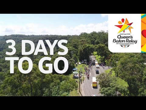 QBR In Queensland - Three Days To Go