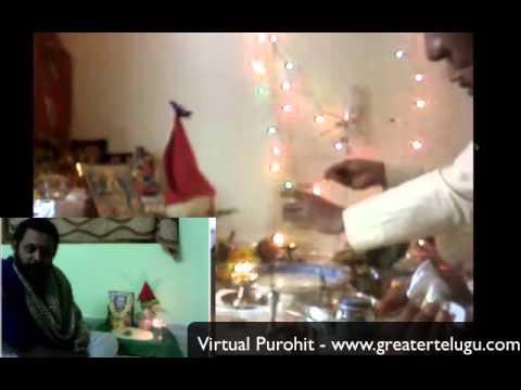 satyanarayana vratam - Virtual purohit at Greater Telugu