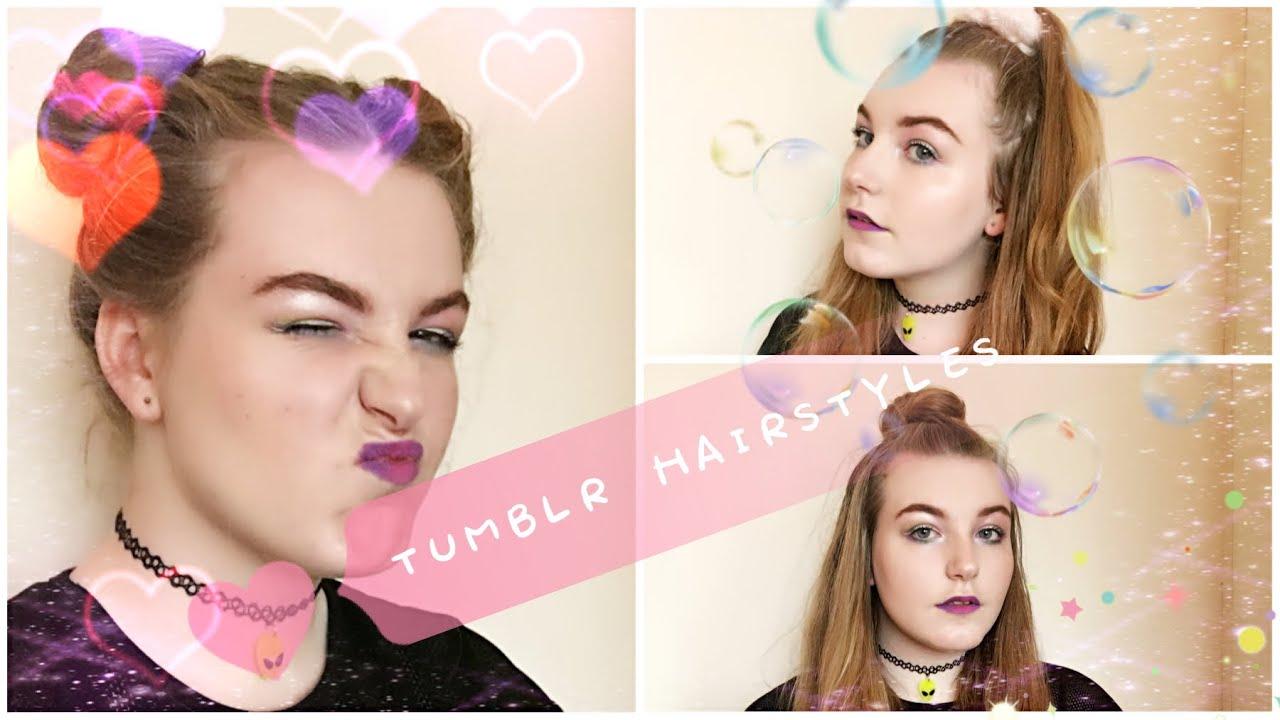 Tumblr hair tutorial