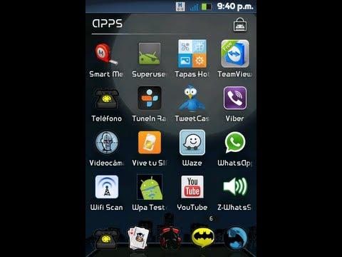 Aumentar Memoria Interna Particionando Micro SD y Enlazar aplicaciones (Android)