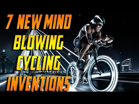 TOP 7 Futuristic Tech EVERY CYCLIST NEEDS ▶ STRAIGHT FROM THE FUTURE