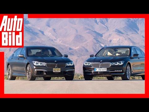 BMW M760Li (2017) - Das neue Flaggschiff der 7er Reihe - Neuvorstellung/Review/Test