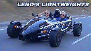 My Classic Car Season 13 Episode 2 - Jay Leno's Lightweight Sports Cars