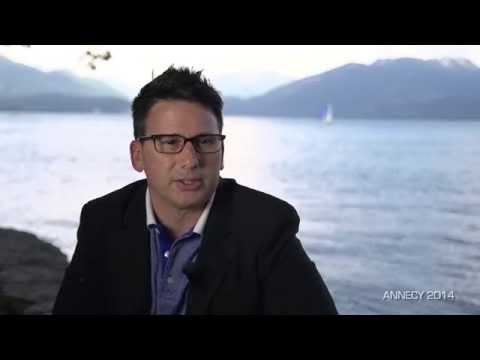 Annecy 2014 - Interview Rich Magallanes - Nickelodeon Animation Studios